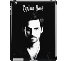 Captain Hook - Killian Jones iPad Case/Skin
