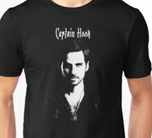Captain Hook - Killian Jones Unisex T-Shirt