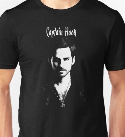 Captain Hook - Killian Jones Unisex T-Shirt