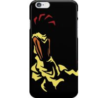 Pokemon Inspired Scrafty Vector iPhone Case/Skin