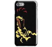 Pokemon Inspired Scrafty Vector iPhone Case/Skin