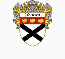 Johnston Coat of Arms/Family Crest Unisex T-Shirt