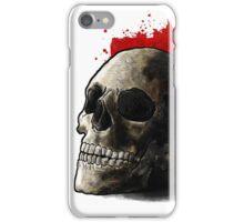 Skull Illustration iPhone Case/Skin