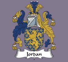 Jordan Coat of Arms / Jordan Family Crest Kids Tee