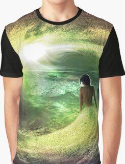 Swirl Graphic T-Shirt