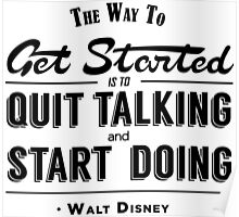 The Way To Get Started... Poster