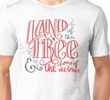 Land of the Free Unisex T-Shirt