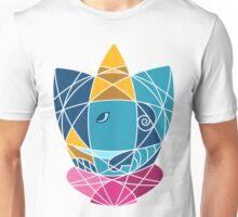 Geometric Ganesha Unisex T-Shirt
