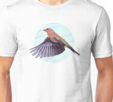 A Beautiful British Chaffinch  Unisex T-Shirt
