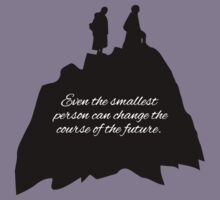 Lord of the Rings, Fellowship of the Rings Kids Tee