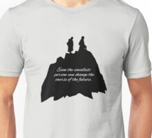 Lord of the Rings, Fellowship of the Rings Unisex T-Shirt
