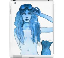 ready to fly iPad Case/Skin