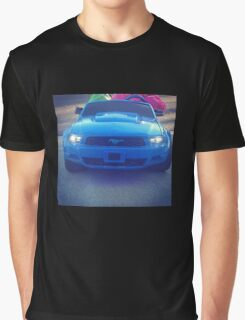 My First Mustang Graphic T-Shirt