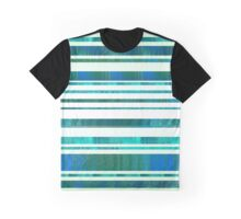 Chillout Stripy (green) Graphic T-Shirt