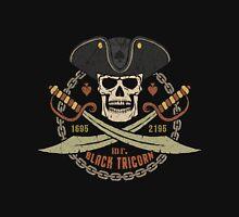Pirate logo black tricorn Unisex T-Shirt