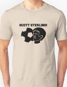 Scott Sterling! (black) Unisex T-Shirt