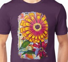 Happy Indiana Zinnia  Unisex T-Shirt