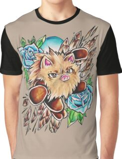 Primeape  Graphic T-Shirt