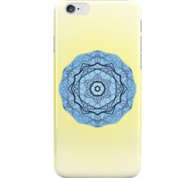 Blue Sky Bare Limbs iPhone Case/Skin