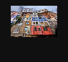 The Hundertwasserhaus - Vienna Unisex T-Shirt