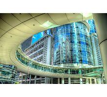 Chevron Headquarters Building - Houston, Texas Photographic Print