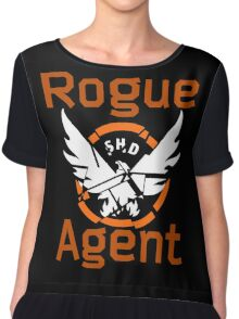 The Division Rogue Agent Chiffon Top