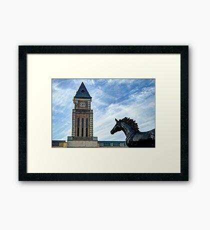La Centerra - Katy, Texas Framed Print