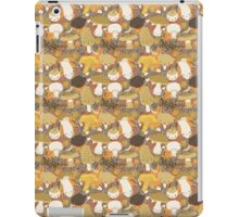Cute Autumn Mushrooms iPad Case/Skin