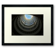 Sky Dome II Framed Print