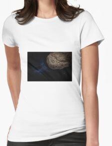 Asteroid Womens Fitted T-Shirt