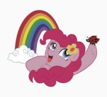 Pinkie Pie - Spring is here Kids Tee