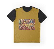 Russian Nesting Dolls Graphic T-Shirt