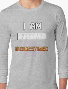 I Am DigiDestined Long Sleeve T-Shirt