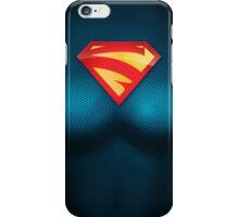 Supergirl Suit iPhone Case/Skin