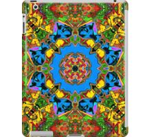 Abstract Balance of Color iPad Case/Skin