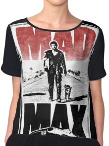 Mad Max Chiffon Top