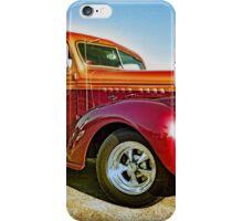 Antique Chevy Truck iPhone Case/Skin