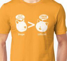 Doge > LOLcat Unisex T-Shirt