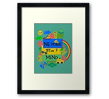 Let us game! Framed Print