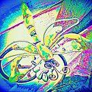Descending butterfly by ♥⊱ B. Randi Bailey
