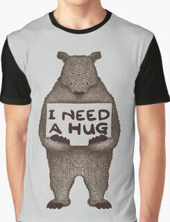 I Need a Hug Graphic T-Shirt
