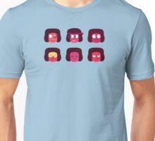 Ruby, Ruby, Ruby, Ruby, Ruby, and Ruby Unisex T-Shirt