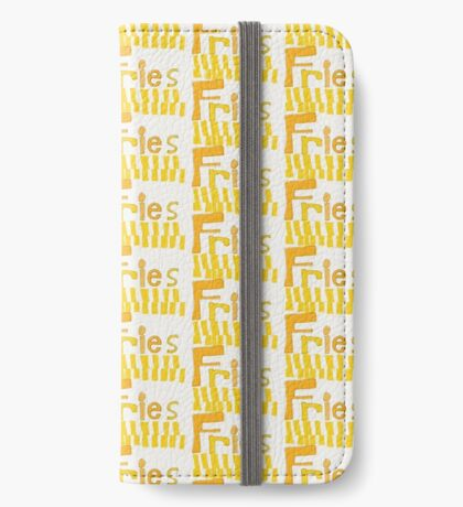 FRIES! iPhone Wallet/Case/Skin