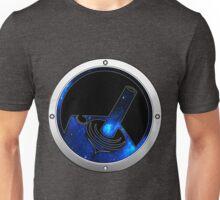 DarkHoleGames YouTube Official Space Logo Unisex T-Shirt