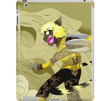 Raiden Legacy - Desert Tiger (Action) iPad Case/Skin