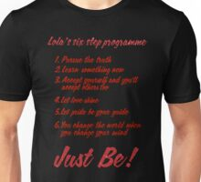The Kinky Boots Secret to Success Unisex T-Shirt