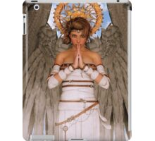 Angel - The Power of Prayer iPad Case/Skin
