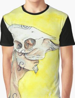 Bone Dancer Graphic T-Shirt