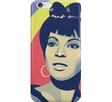 Nichelle Nichols (Uhura) iPhone Case/Skin