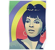 Nichelle Nichols (Uhura) Poster